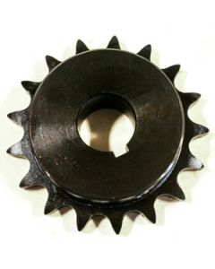 #50  17 Tooth  1 Inch Bore Sprocket