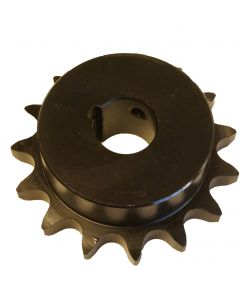 #60  15 Tooth  1 Inch Bore Sprocket