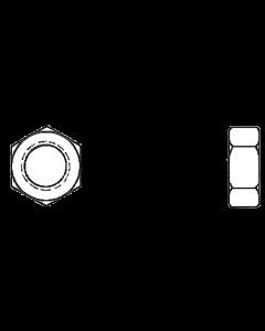 1 X 25 3/4 Inch Lock Nut