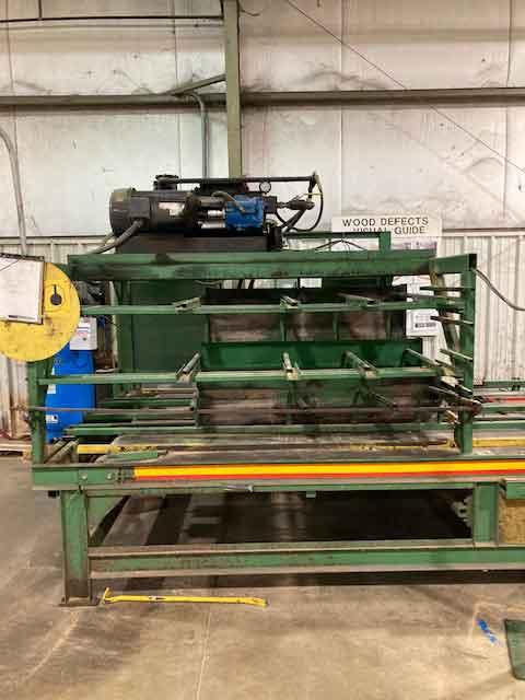 Used Pallet Machine