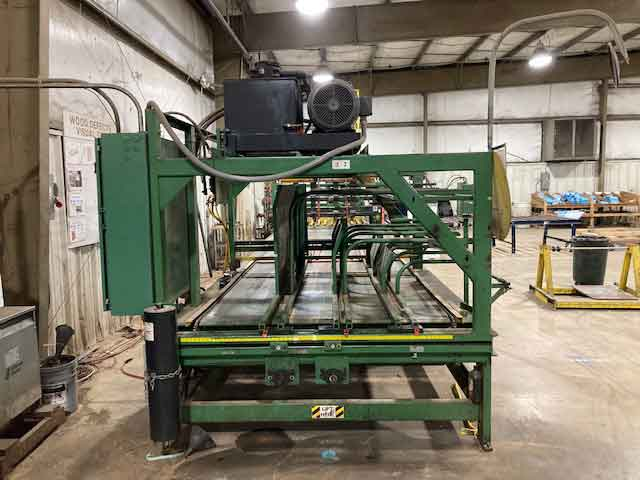 Used Pallet Machinery